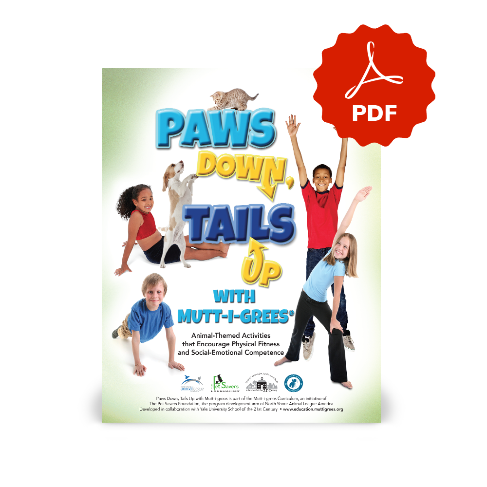 Paws Down, Tails Up Physical Fitness