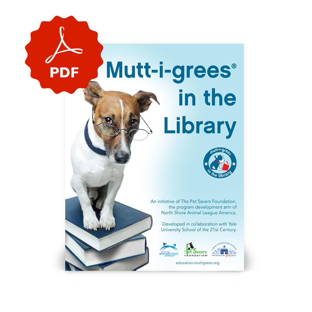 Mutt-i-grees in the Library PDF