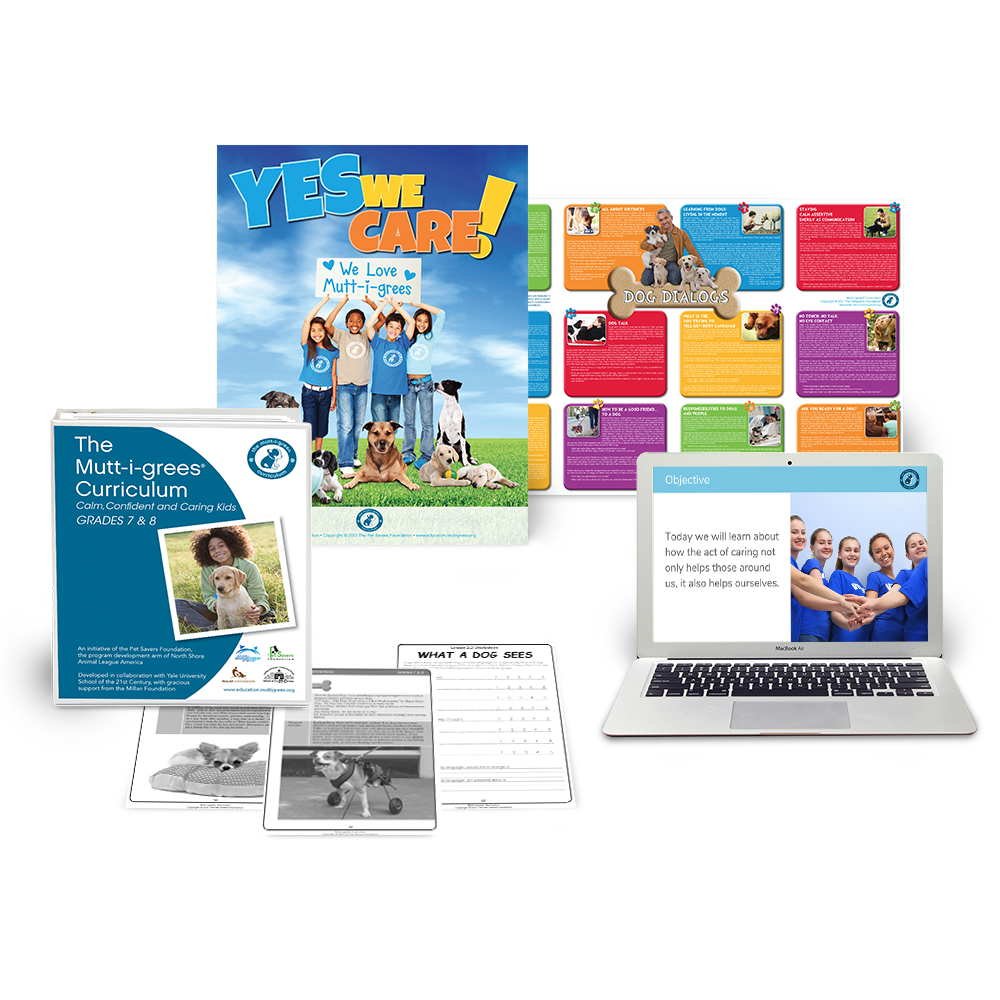 Grades 7, 8 Curriculum Kit + Digital Access