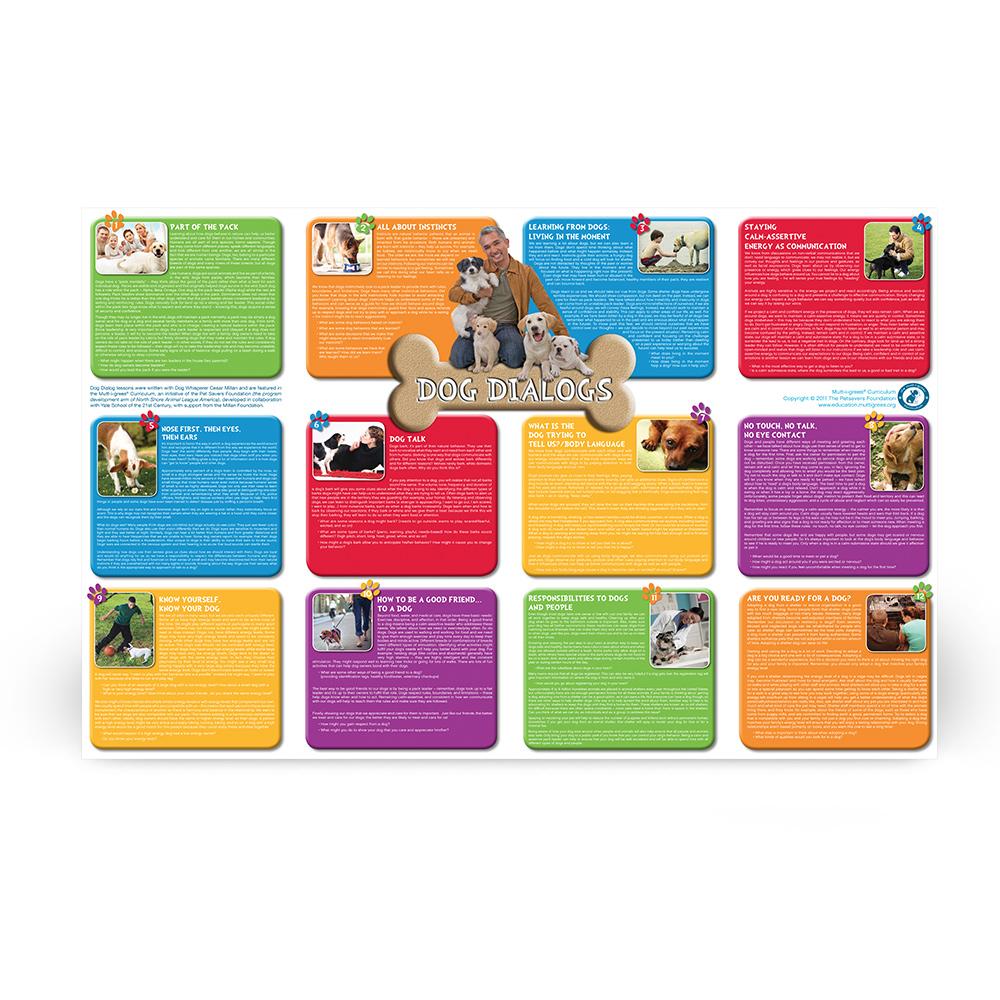 Grades Pre K 3 Curriculum Kit Digital Access The Mutt I Grees