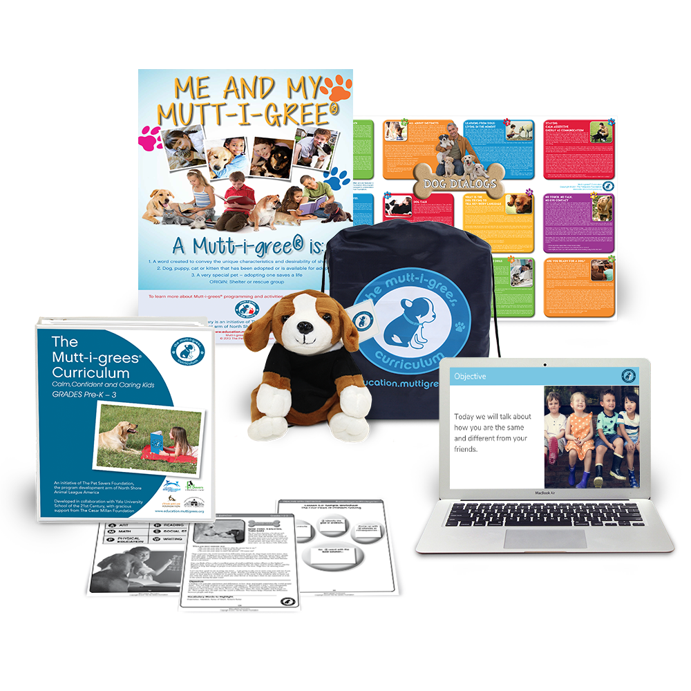 Grades Pre-K – 3 Curriculum Kit + Digital Access