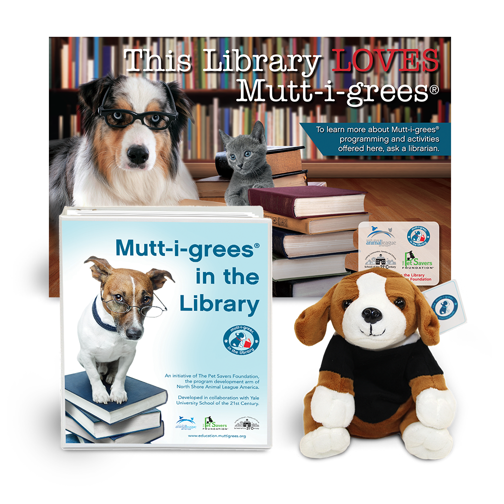 Mutt-i-grees in the Library | The Mutt-i-grees® Curriculum